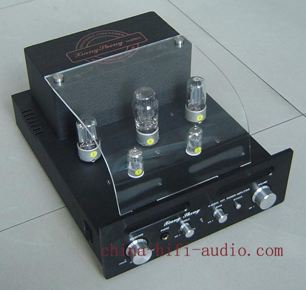 XiangSheng H-80B III tube & field effect Integrated AMP black